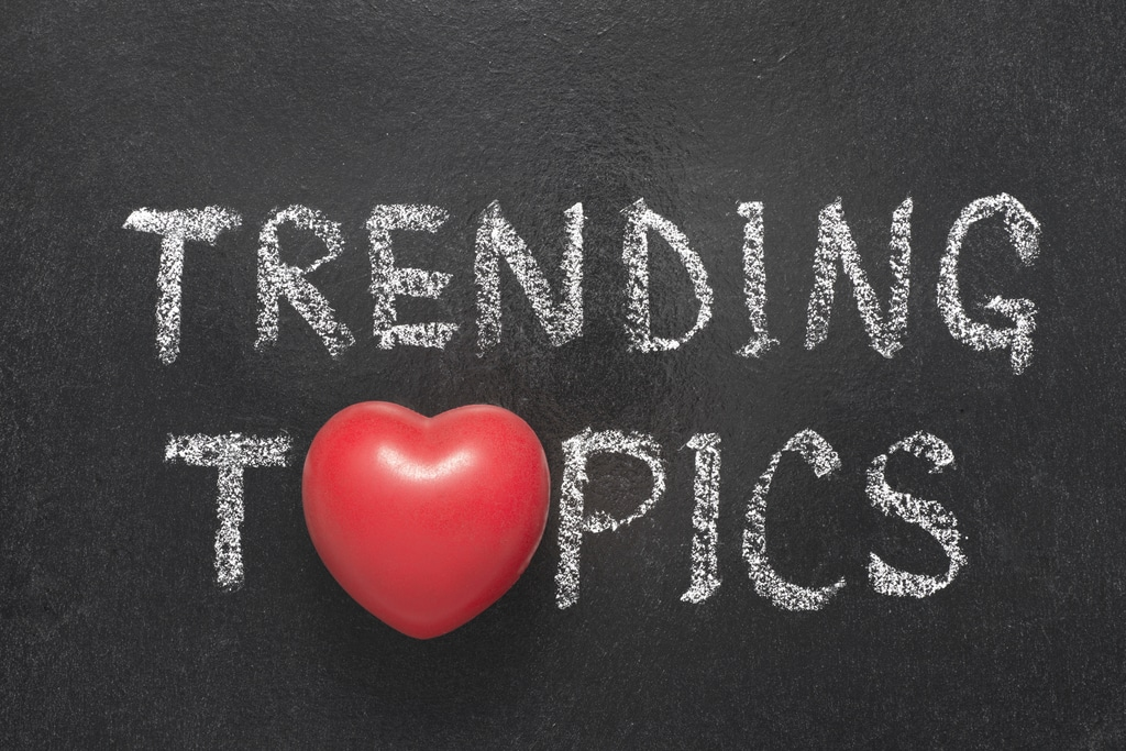 Trending Pics: How To Turn Any Trending Topic Into An Amazing Content Article